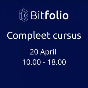 compleet cursus bitfolio april