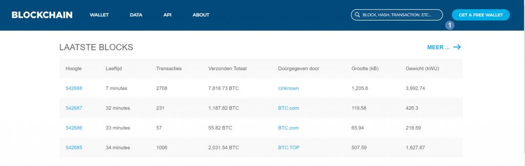 Hoe maak ik een bitcoin wallet aan