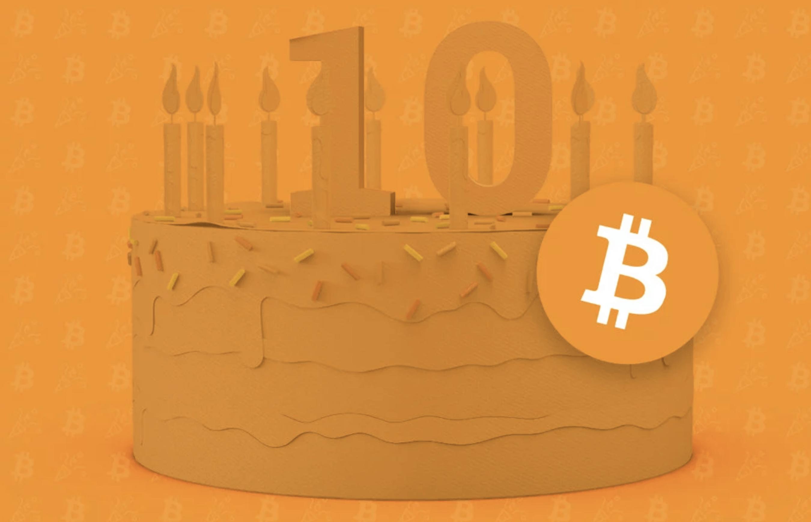 Bitcoin jarig