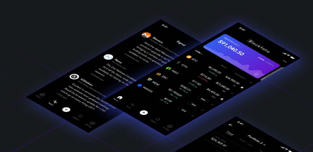 blockfolio crypto app uitleg